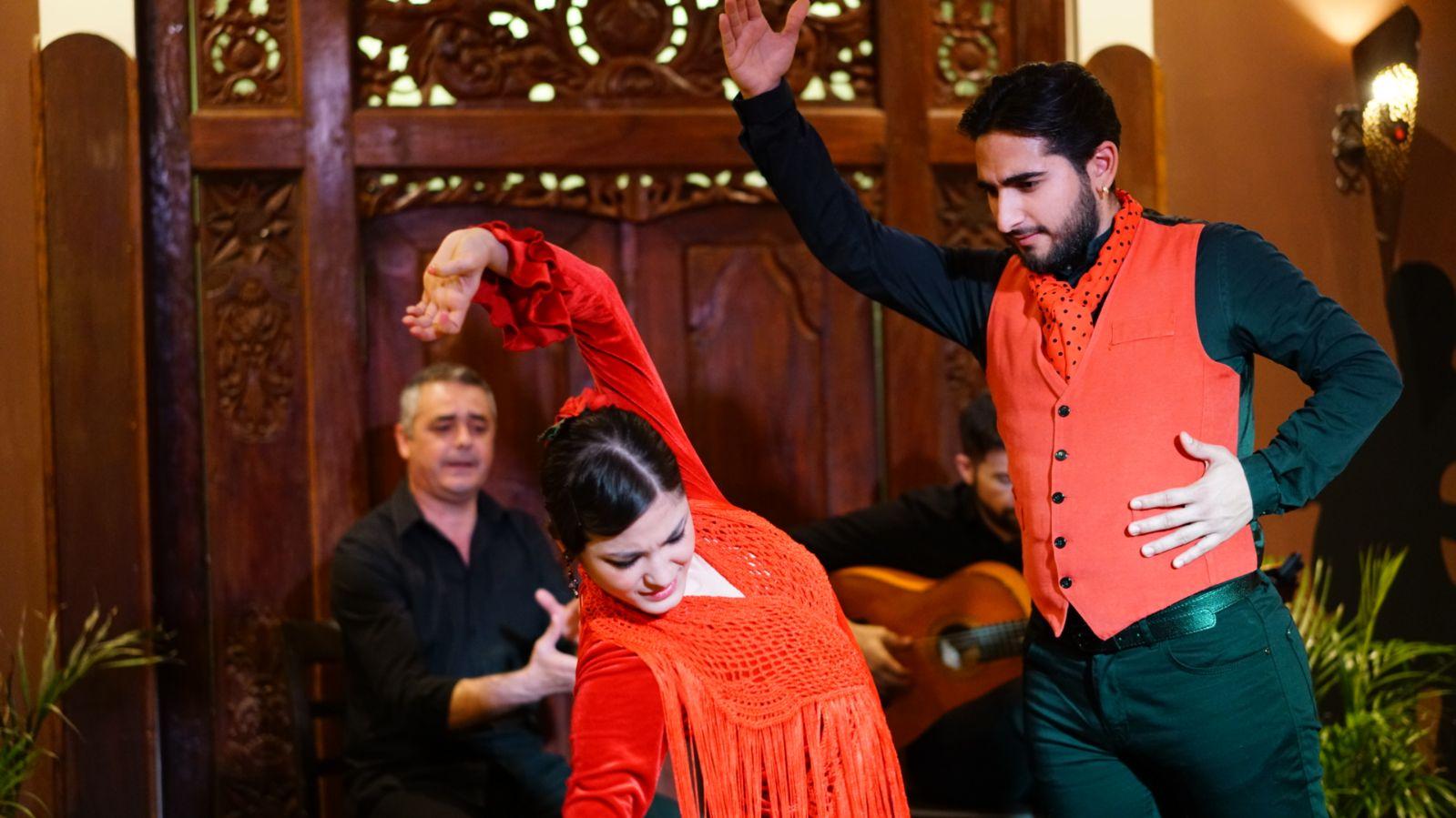 Baraka sala flamenca